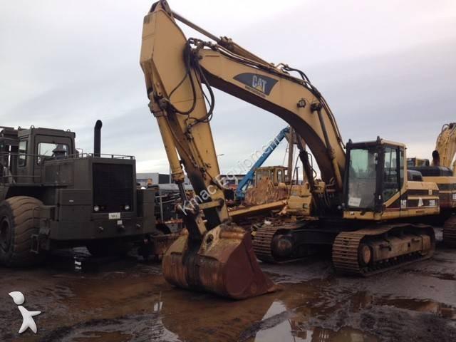 Escavatore Caterpillar + New UC & Rebuild engine