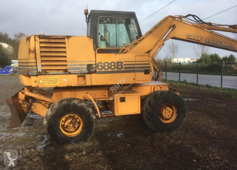 Escavatore Case 688 BP