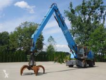 Fuchs wheel excavator