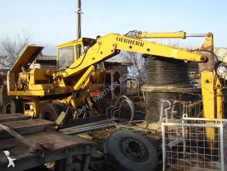 Excavator Liebherr A601