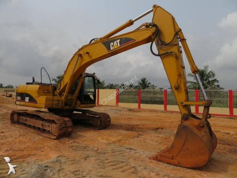 Caterpillar 320DL excavator