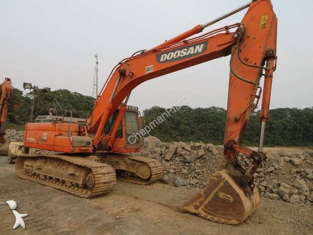Doosan DX300LCA excavator