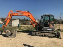 mini escavatore Doosan