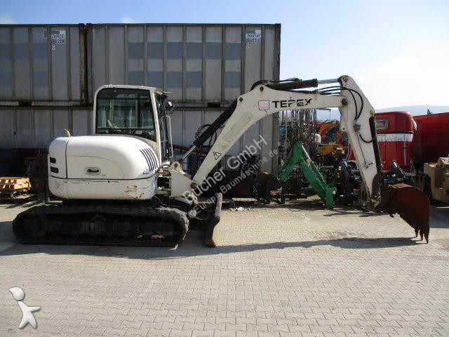 Escavatore Terex TC 75