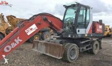 O&K wheel excavator