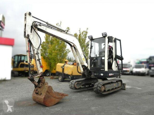 Vedeţi fotografiile Excavator Kubota Minibagger KX 101-3 Minibagger