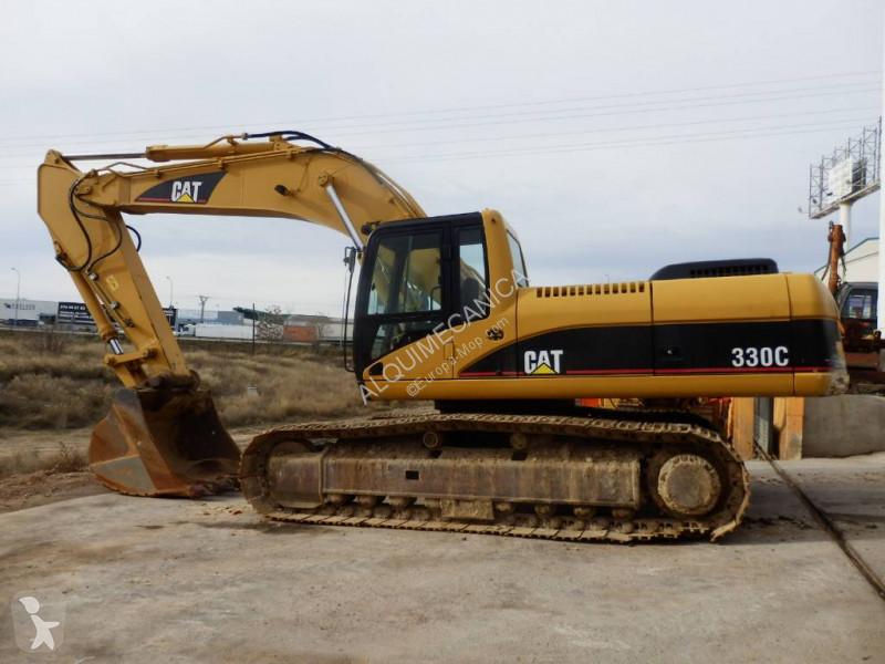 Escavatore Caterpillar C