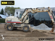 escavatore gommato Liebherr