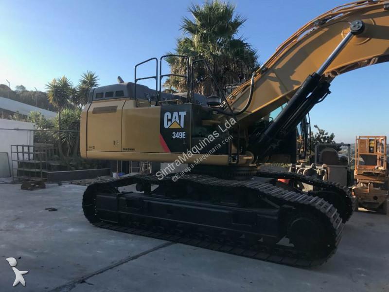 Escavatore Caterpillar 349 EL