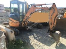 mini escavatore Case