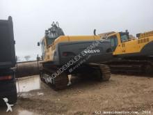 excavadora de cadenas Volvo