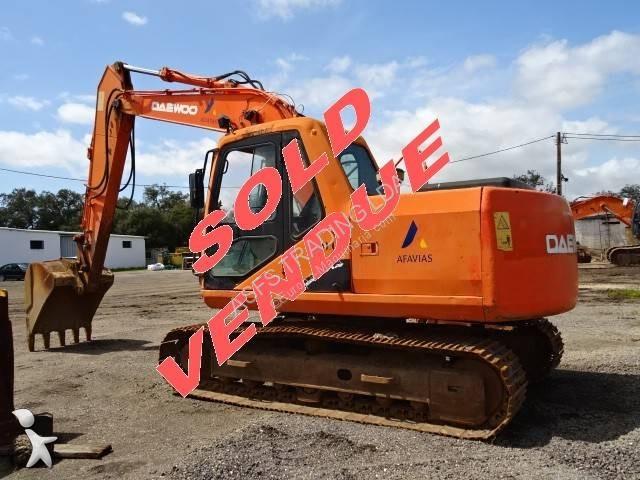 Escavatore Daewoo S140LC-V
