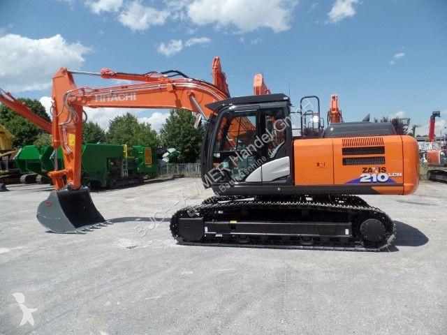 Escavatore Hitachi ZX 210LCN-6