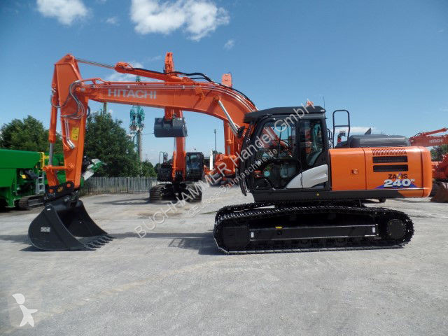 Escavatore Hitachi ZX 240N-6