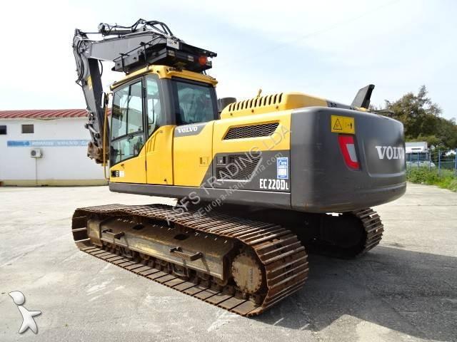 Escavatore Volvo EC220DLC