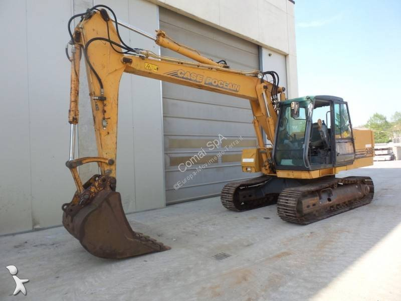 Escavatore Case-Poclain