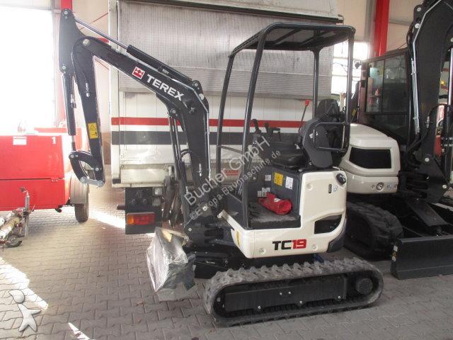 Escavatore Terex TC 19