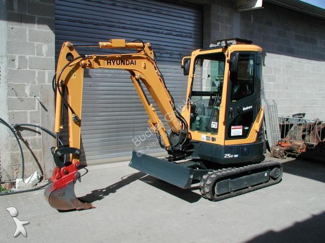Escavatore Hyundai R 25-9 A