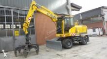 escavatore per movimentazione Colmar