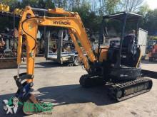 mini escavatore Hyundai