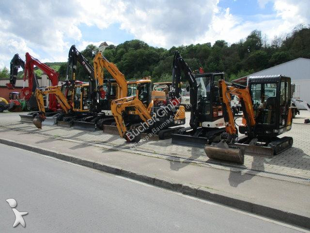 Escavatore Terex - Hyundai - Bobcat - JCB - Hanix etc.