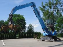 escavatore gommato Fuchs