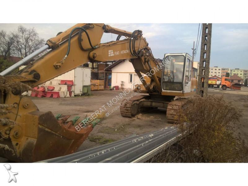 Fiat-Hitachi  excavator