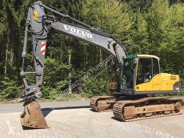 Volvo EC 180 C L excavator