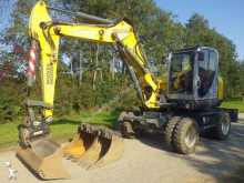 Wacker Neuson wheel excavator