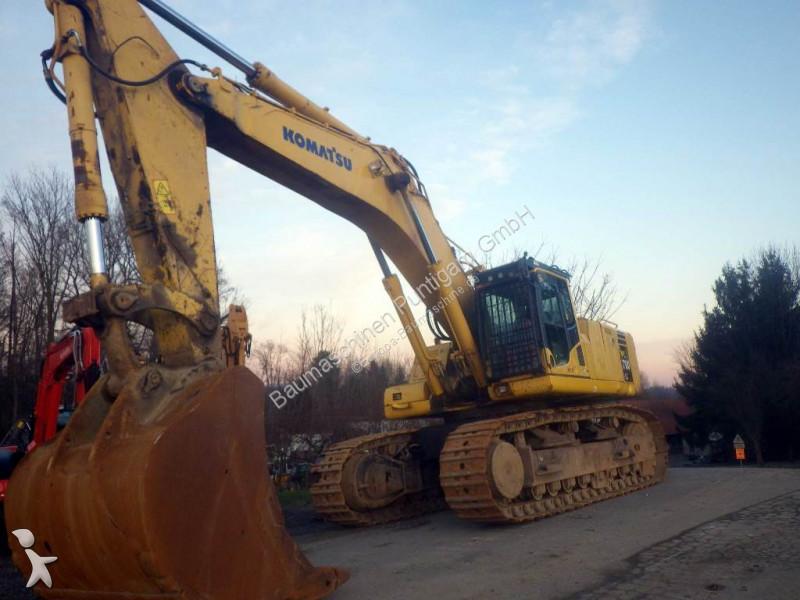 Komatsu PC 700 LC excavator
