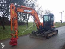 mini escavatore Doosan
