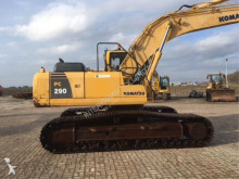 track excavator used Komatsu n/a - Ad n°2717423 - Picture 1