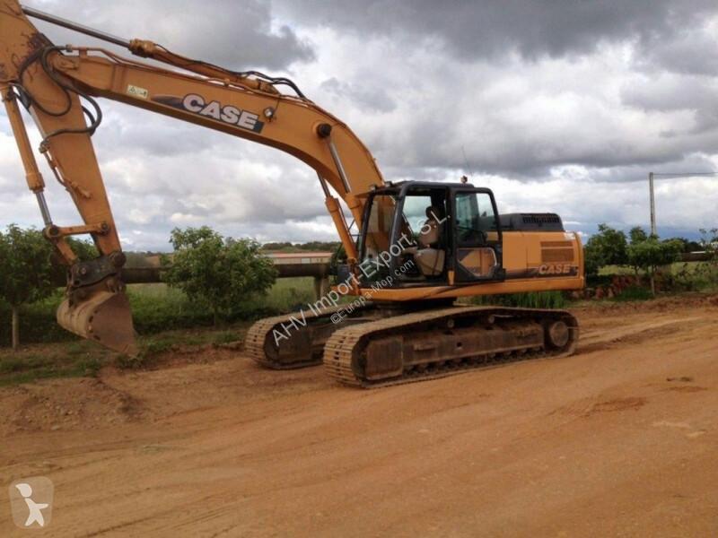 Voir les photos Pelle Case EXCAVADORA RETRO CADENAS CASE CX 290 B 2009