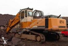 Liebherr R974B-HDSL Litr. Bagger Excavator