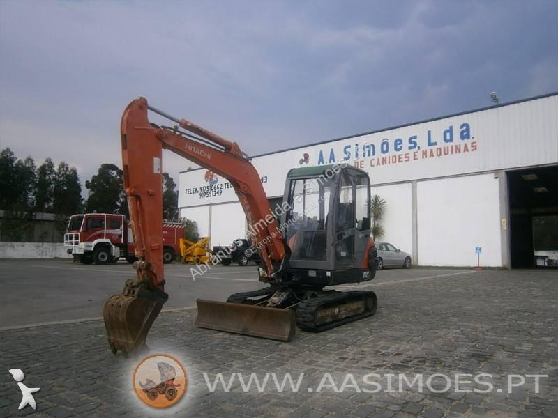 View images Hitachi ZX35R excavator