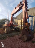 escavatore cingolato Poclain