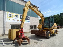 Case WX150 Umschlagbagger*Bj2003/11390H/P