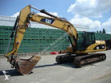 Caterpillar 323 DL Hammer/Greiferleitung Verachtert CW 40 AC