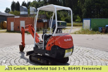Kubota KX 36-3 Minibagger 1,5 to, Bj. 2011, INT 10446