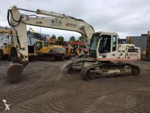 escavatore intermediario strada/rotaia Liebherr