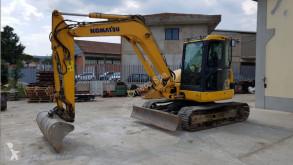 Komatsu PC80MR-3 excavator