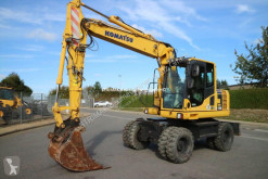 Komatsu PW 148-8 excavator
