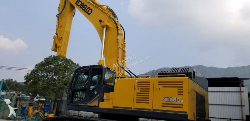 Vedere le foto Escavatore Kobelco SK-850 ,2017, NEW, Hino Engine