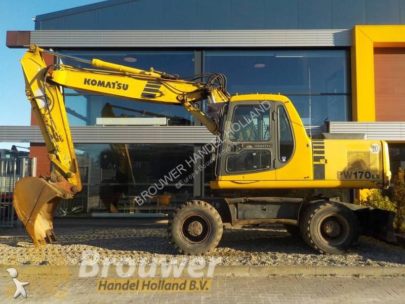 Komatsu PW 170 ES-6 K excavator
