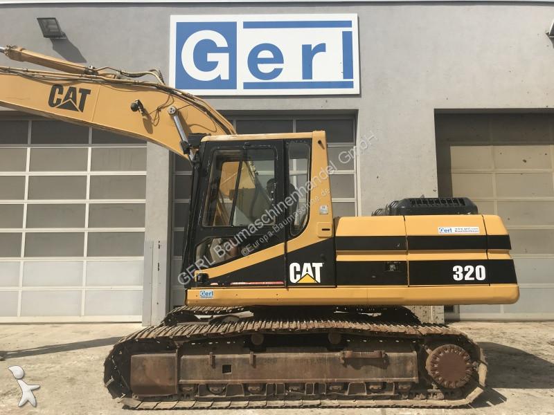 Escavatore Caterpillar 320