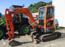 mini-excavator Doosan