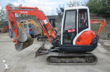 mini escavatore Kubota
