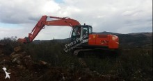 Hitachi walking excavator
