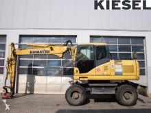 excavadora Komatsu