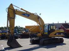 Caterpillar 325 CLN Track Excavator 30.5T Hammer Lines Good Condition